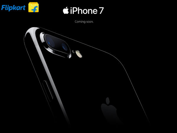 You Can Pre-book Apple iPhone 7, 7 Plus from Flipkart