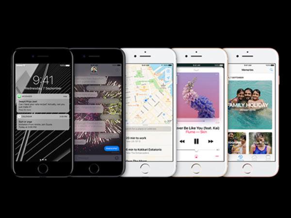 iPhone 7, 7 Plus Pre-registration Begins in India