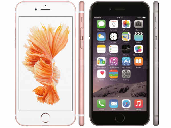 Apple iPhone 6s, 6s Plus Price Cut By Rs. 22,000 in India