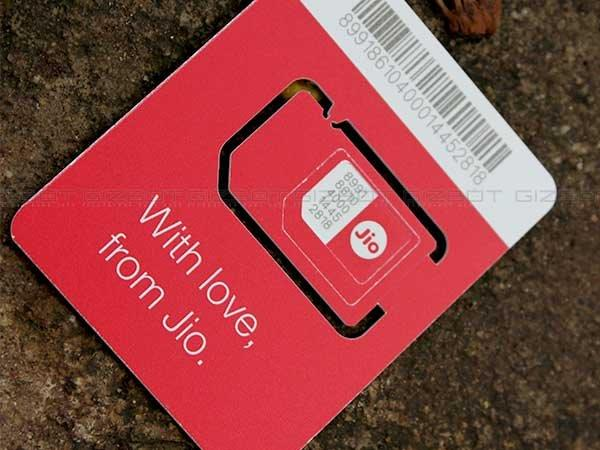 Reliance Jio SIM Home Delivery Feature to be Rolled Out Soon