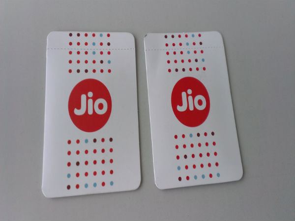 Reliance Jio rolls out Jio Welcome Offer