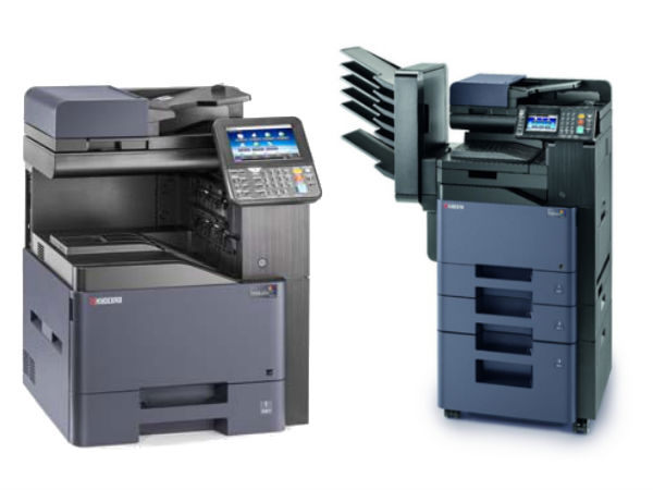 KYOCERA launches new A4 colour MFP printers in India