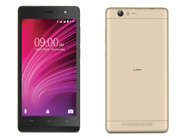 LAVA launches A97 smartphone with 4G/VoLTE at Rs 5,949