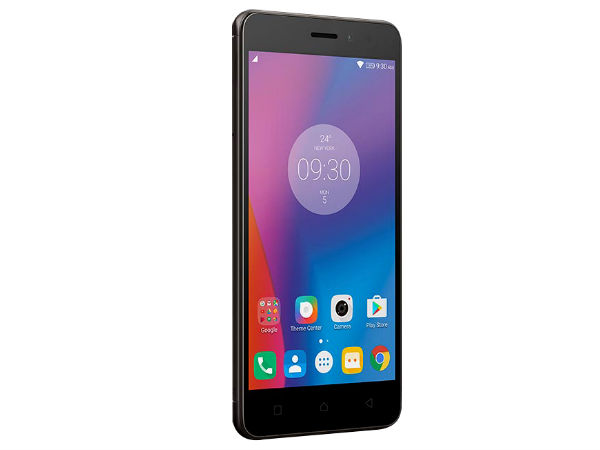 Lenovo K6, K6 Power, and K6 Note Go Official at IFA 2016