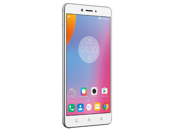 Lenovo K6 K6 Power And K6 Note Go Official At IFA 2016