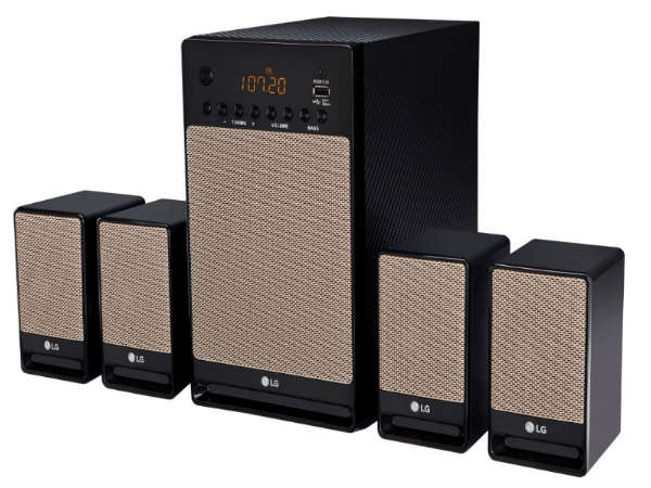 LG'S BOOM BLAST LH62 and LH64 Speakers Launched