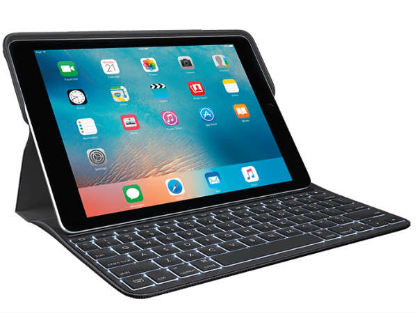 Logitech Launches CREATE Keyboard Case for iPad Pro 9.7 for Rs. 9,995