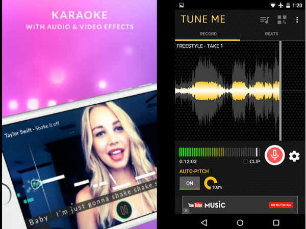 auto tune free download for phone