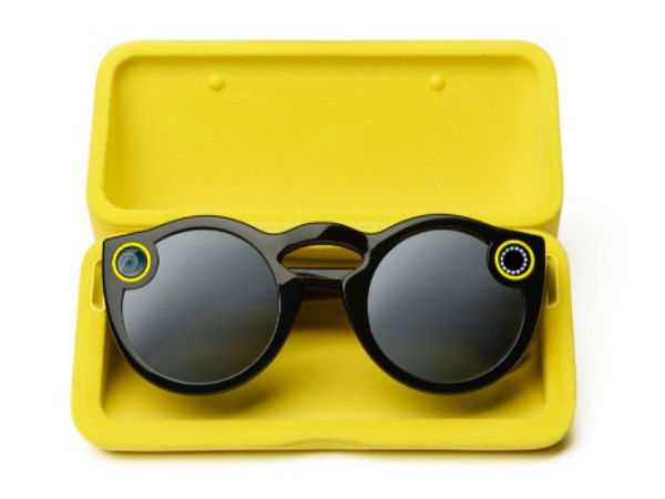All you need to know about Snapchat' Spectacles?