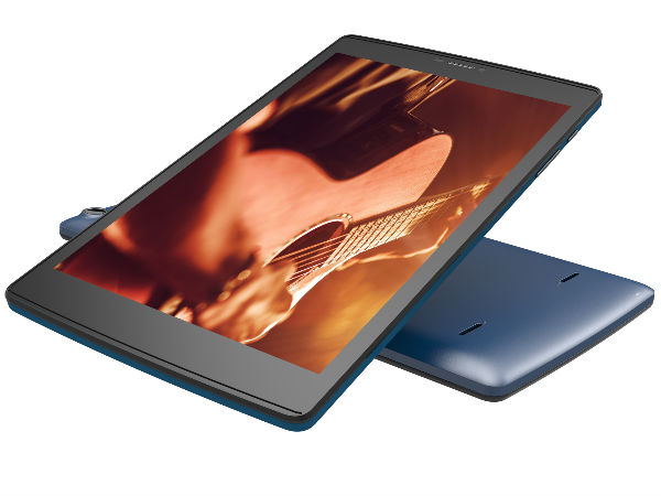 Micromax Canvas Tab P681 with 4,000mAh Battery Launched at Rs. 7,499