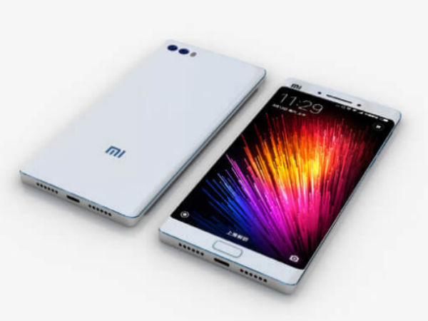 LEAKED: Xiaomi Mi Note 2 Launch Date, Specs, and Price Hit the Web