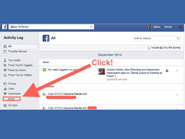 How to delete facebook search results from app and web gizbot how to delete facebook search results from app and web ccuart Choice Image