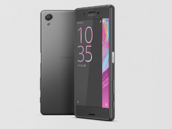 25% off on Sony Xperia X Dual (Graphite Black)