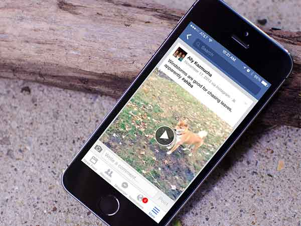 How to stop auto play videos on Facebook Mobile app