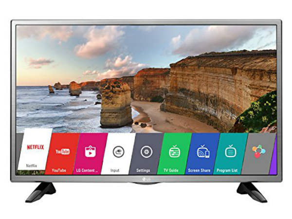 Top 10 Offers on Best Smart TVs to buy in India