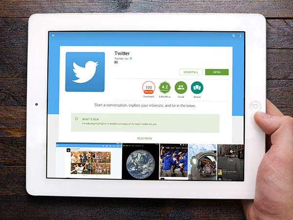 Twitter launches app for Amazon's Alexa