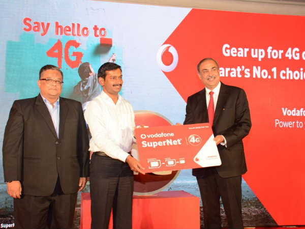 Vodafone SuperNet 4G Launched in Gujarat: Customers can Enjoy 20 GB