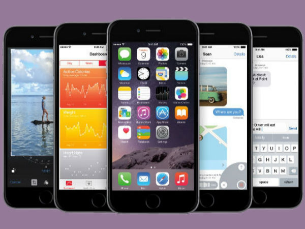 Apple iPhone 6 (No Cost EMIs from Rs 3,083/month)