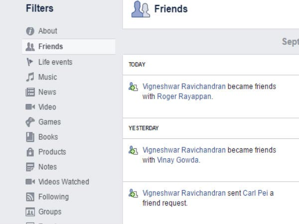 How to Delete/Remove All Facebook Friend Requests in a Single Click
