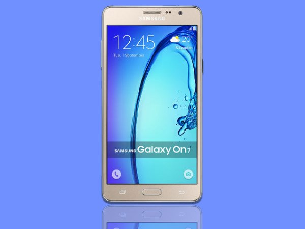Samsung's Galaxy On8 Could Be a Part of Flipkart's Big Billion Days sale