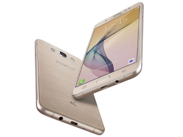 Samsung Galaxy On8 with 4G VoLTE Launched at Rs. 15,900