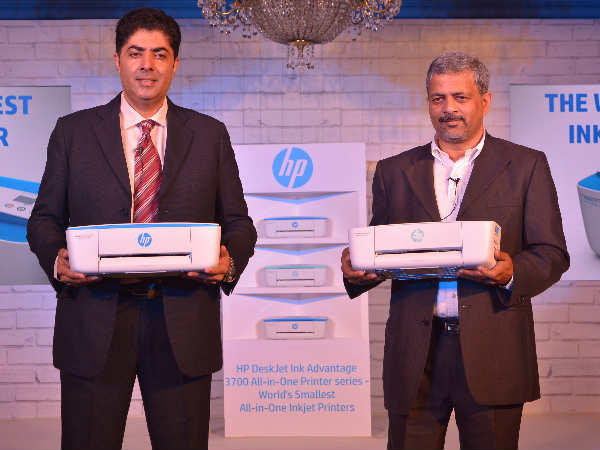 HP launches world's smallest all-in-one inkjet printer at Rs. 7,176