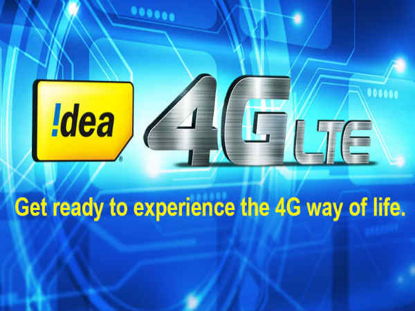 Reliance Jio Effect: Get Unlimited 4G Data at Just Re. 1 from Idea