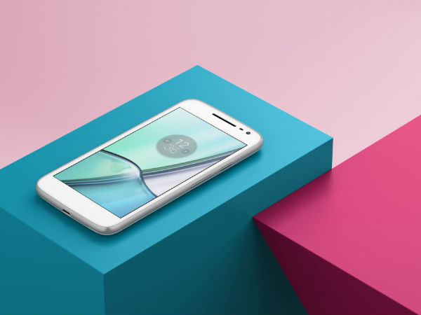 Moto G Play with 4G VoLTE Launched at Rs. 8,999, Exclusive to Amazon