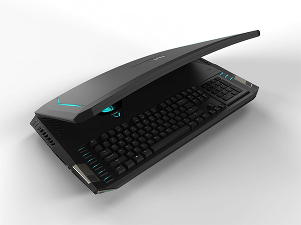 Acer Predator 21 X Gaming Laptop with Curved Display Launched
