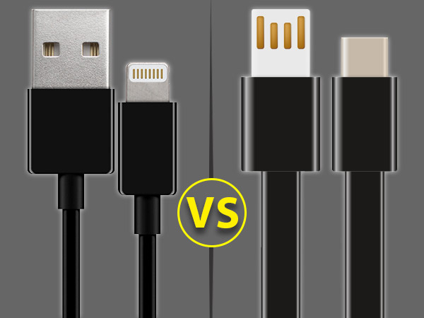 USB Type-C and Apple's Lightning Connector: Major Differences Explained