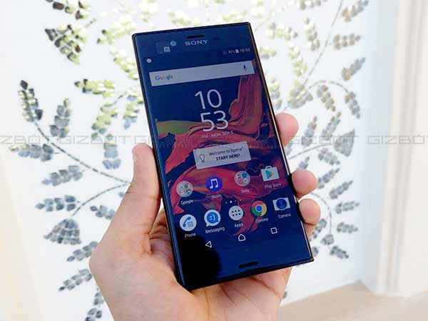 Sony Xperia XZ First Impressions: Impressive camera, Stylish Looks but Over-Priced