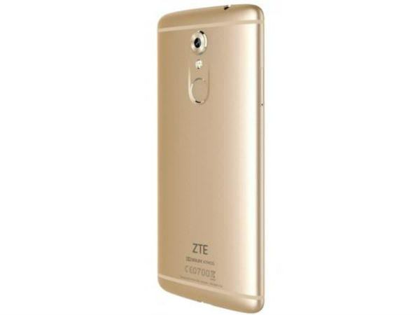 ZTE Axon 7 Mini Unveiled with Dolby Atmos Audio, Snapdragon 617 SoC