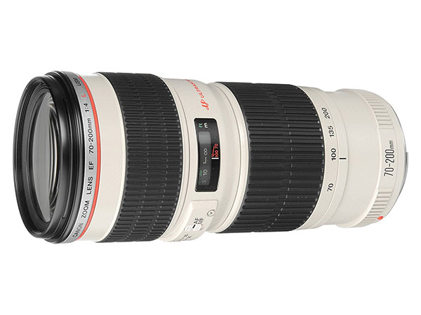Canon EF 70-200mm f/4 L USM Telephoto Zoom Lens for Canon DSLR Camera