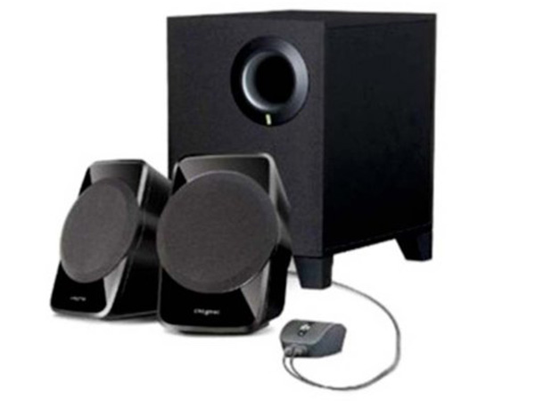 Creative SBS A-120 2.1 Multimedia Speaker System (Black)