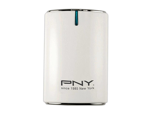 PNY AK6K 6000mAH Power Bank (White)