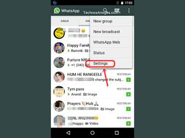 #1 Install WhatsApp and Sign up