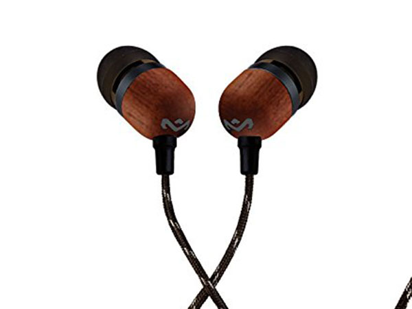 House of Marley Smile Jamaica Earphones