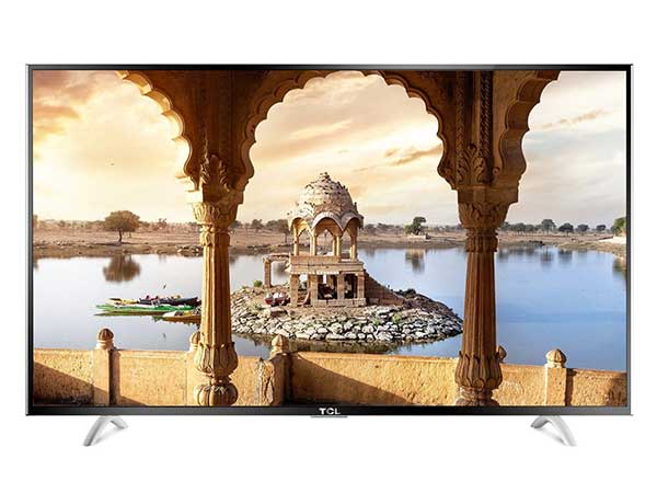 TCL 55-inches 4K Ultra HD Smart LED TV