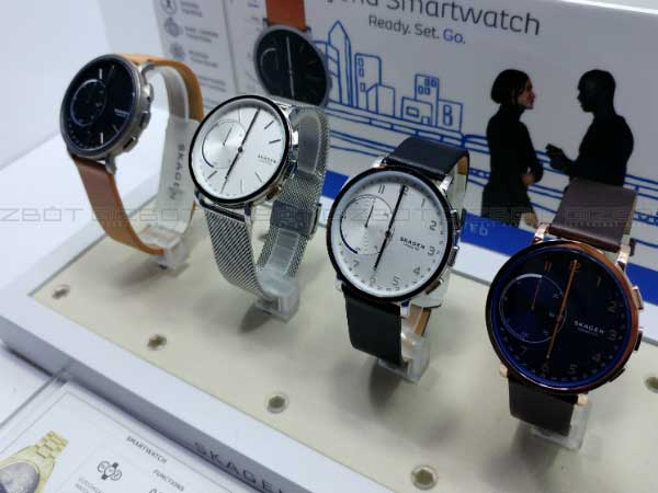 Skagen- The Danish watchmaker
