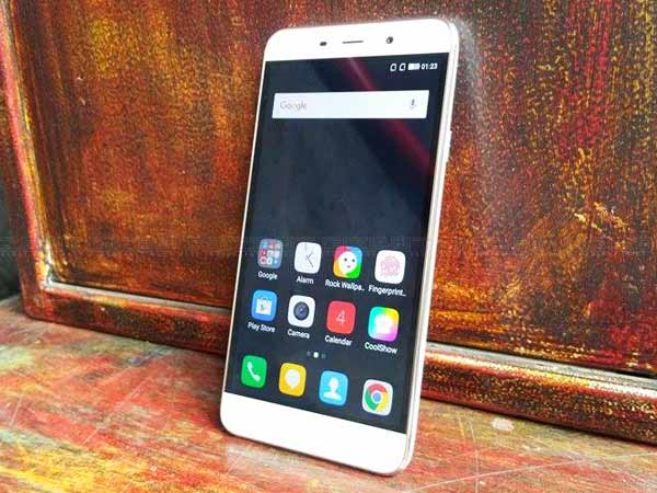 Coolpad Note 5 Open Sale: 25K Units Sold in One Day