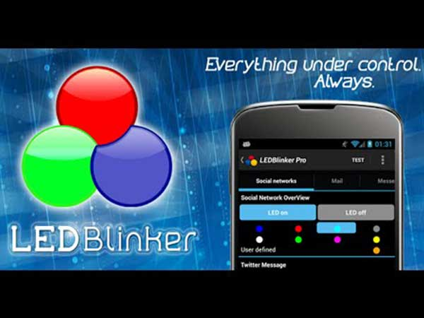 LED Blinker Notifications Lite