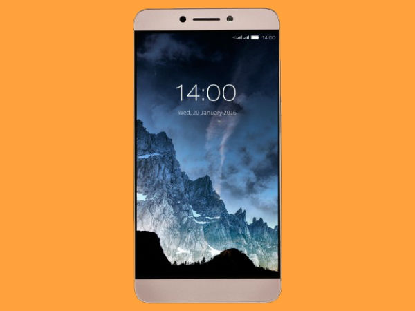 22% off on LeEco Le Max2