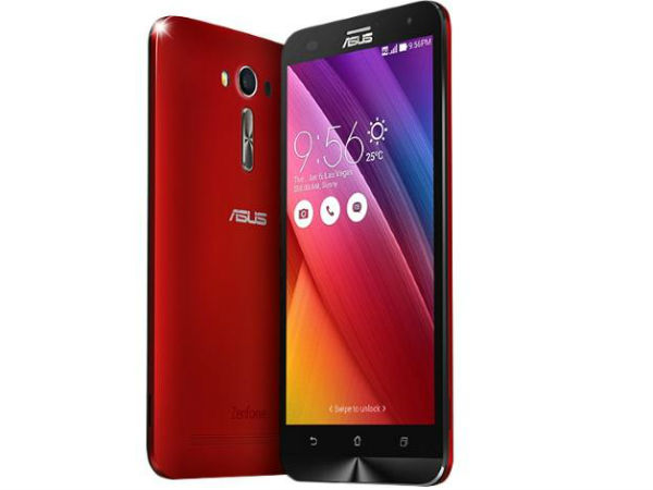 24% off on Asus Zenfone 2 Laser ZE550KL