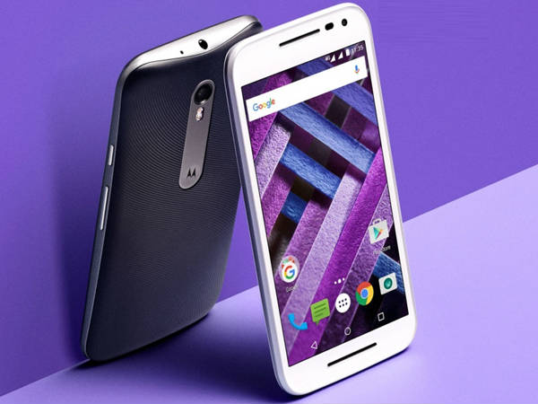 Offer: 20% off on Motorola Moto G Turbo (Black, 16GB)