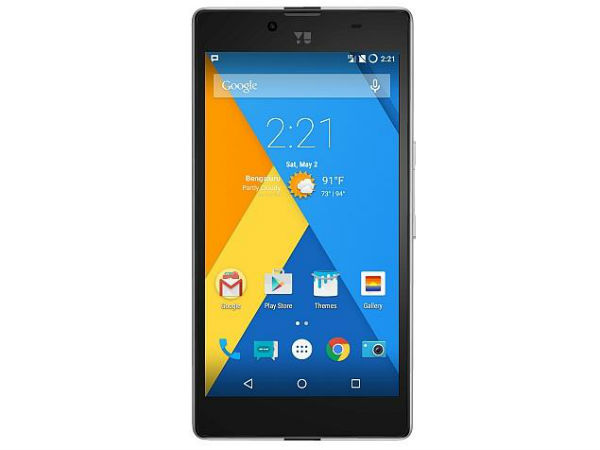 Offer: 31% off on YU Yuphoria YU5010A (White+Champ)