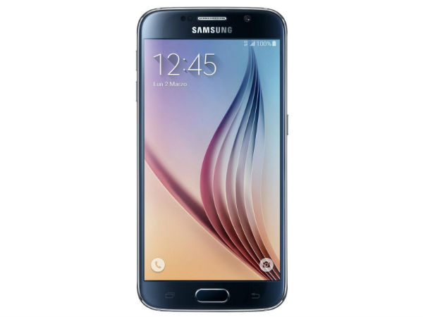 Refurbished Samsung Galaxy S6 SM-G920 (Black, 32GB)