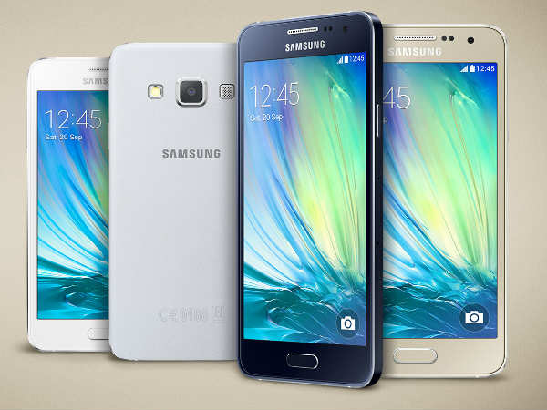 Refurbished Samsung Galaxy A3 (White)