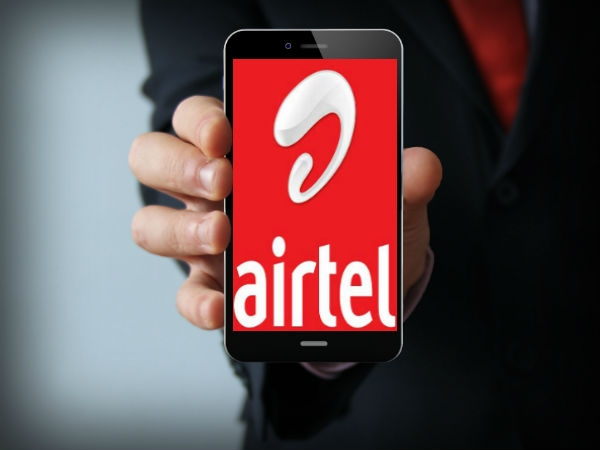 Your Airtel number is mandatory