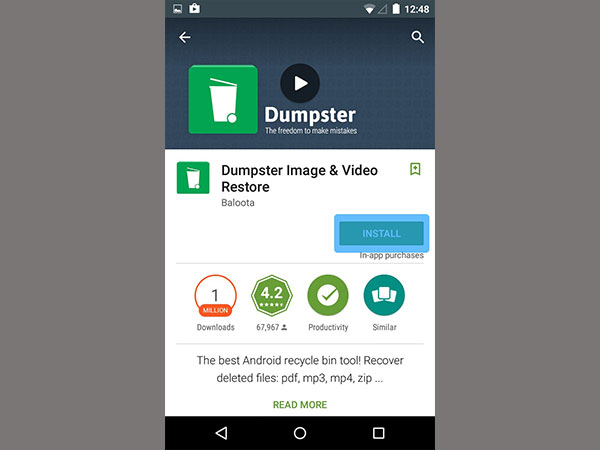 Here's How You Can Add a Recycle Bin to Your Android Smartphone
