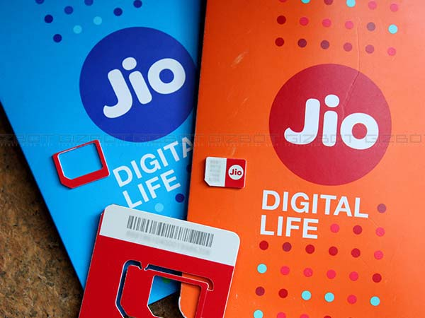 Reliance Jio is Offered Only in 4G LTE